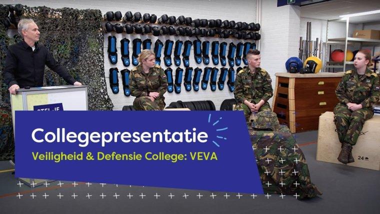 YouTube video - Voorlichtingspresentatie VEVA-opleidingen